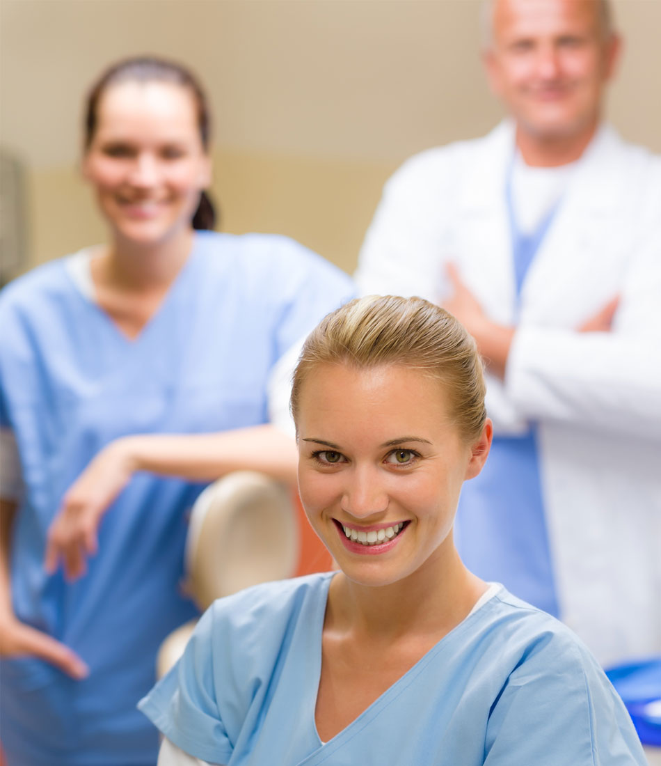 young female dentist in Ogden UT